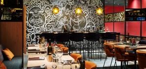 Рестораны, бары, кафе. Лучшие мировые интерьеры