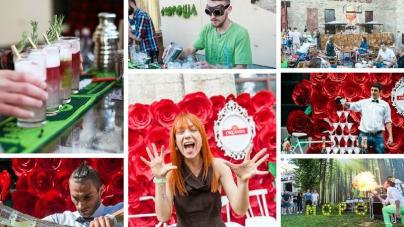 Двенадцатый фестиваль Уличной еды: для души и тела