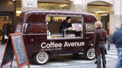 Автоматизация мобильных кофеен