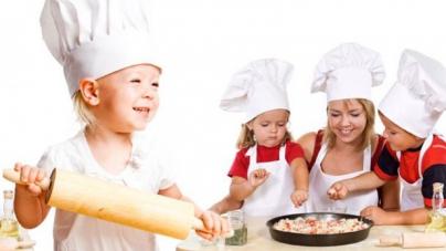 Детский мастер-класс
