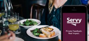 Позволяющий менять отзывы о ресторанах на скидки сервис Servy привлёк $800 000