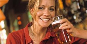 Пиво помогает женщинам уменьшить риск сердечных заболеваний