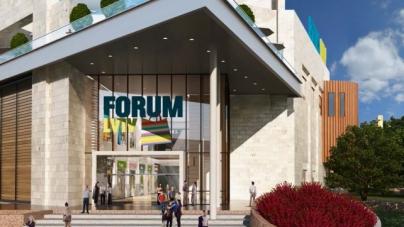 Colliers International: ТРЦ «Форум Львов» открылся с рекордно низкой вакантностью