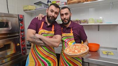 Как поддержать ветеранов АТО… пиццей