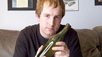 На дне океана найдена 125-летняя бутылка пива