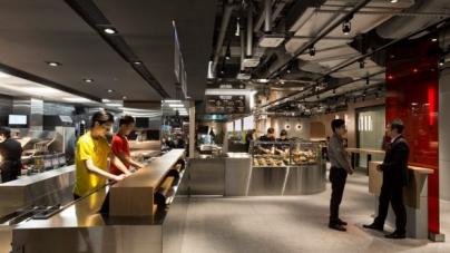 Как выглядит новое поколение ресторанов быстрого питания McDonald's Next в Гонконге
