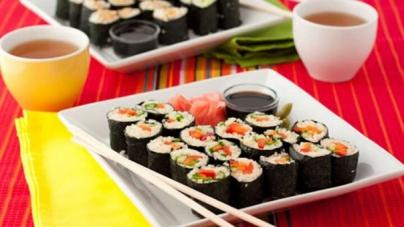 «Сушия» провела 5-й чемпионат поваров японской кухни