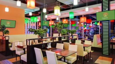 «Сушия» открыла третий ресторан во Львове