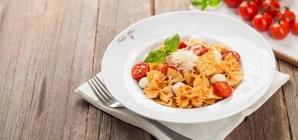 Pasta Mia приглашает почувствовать вкусы итальянской Кампании