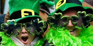 День Святого Патрика – ирландское веселье вместе с Guinness!