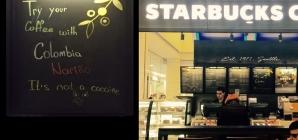 В Баку размещенная Starbucks реклама чуть не привела к международному скандалу