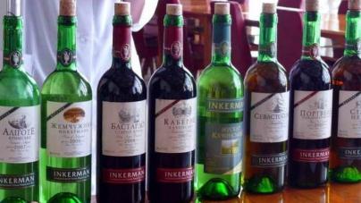 «Инкерман» в 2015 году продал на украинском рынке 864,5 тыс. дал вина
