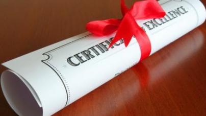 В Украине до 2018 года хотят отменить обязательную сертификацию продукции