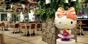 В Сингапуре открылось первое в мире круглосуточное кафе Hello Kitty