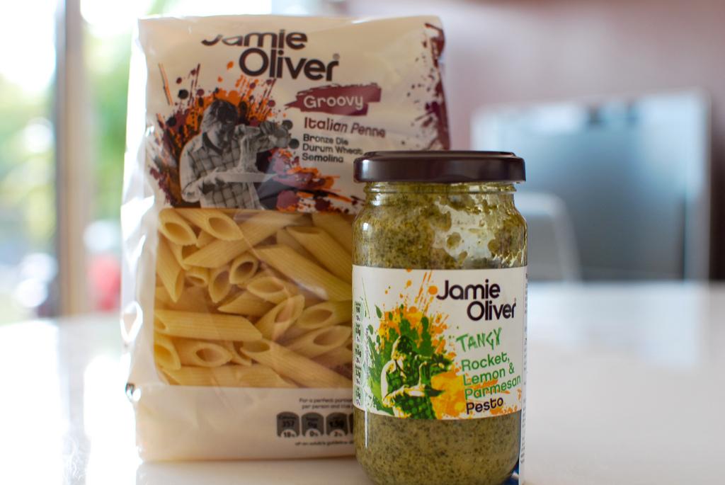 Паста і соус Jamie Oliver OKKO