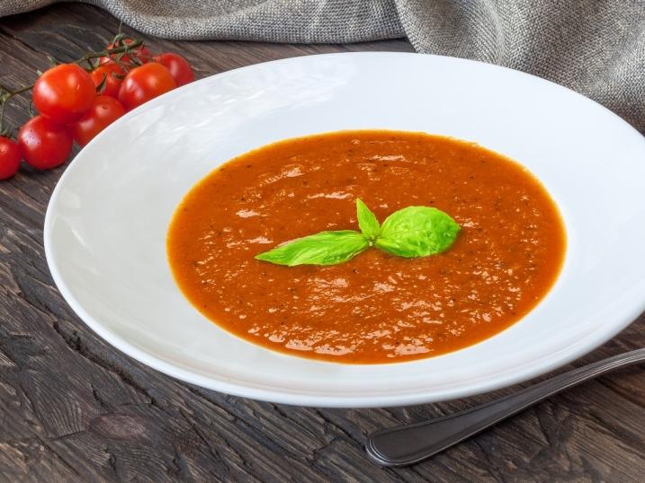 Томатний суп-крем