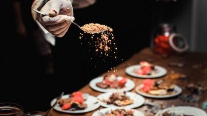 Креатив на грани приличия. История FIGARO-Catering