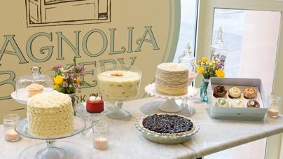 Сеть кондитерских Magnolia Bakery закрылась в Москве