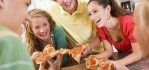 Влияние предвыборной кампании в США на популярность пиццы