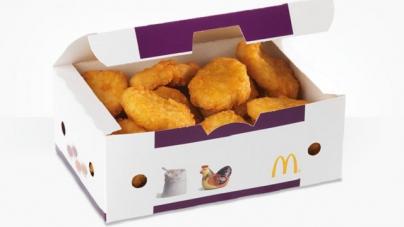 McDonald's откажется от использования искусственных консервантов в макнагетсах