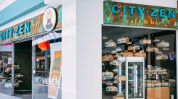 Сеть Мировая карта открыла еще один ресторан CITY ZEN