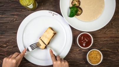 Вкусные сезонные новинки в ресторанах A la minute на «ОККО»
