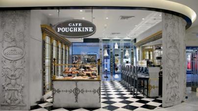 Андрей Деллос вложит в международную экспансию Café Pouchkine €30 млн