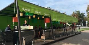 «Сушия» открыла первый ресторан в Полтаве