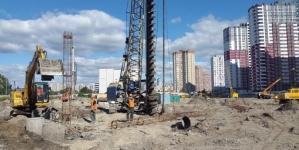 Иммошан Украина откроет на Левом берегу в 2017 году новый ТРЦ