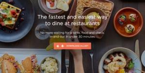 Украинский стартап предзаказа в ресторанах Allset привлек $3,35 млн инвестиций