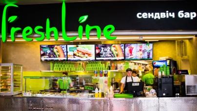 На фудкорте ТЦ Globus появился сэндвич-бар Fresh Line