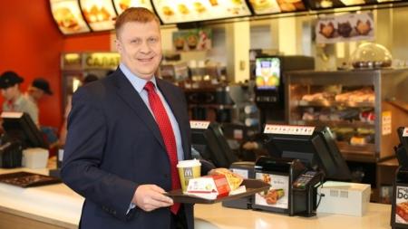 Евгений Кочетов, McDonald's: Пока развитие по франшизе в Украине не рассматриваем