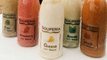 Уличная еда в столице: на смену бургерам пришли супы в бутылках