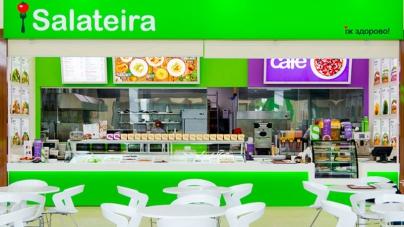В Минске появилась украинская сеть ресторанов Salateira