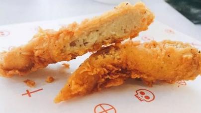 В Лондоне откроется первый ресторан «жареной курицы» для веганов