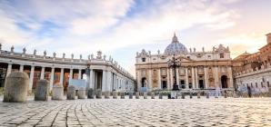 В Ватикане открылся еще один McDonald's