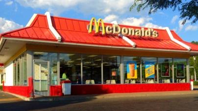 Инвестиции McDonalds в украинскую сеть ресторанов возросли на 23%