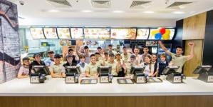 McDonald's открыл 80-й ресторан в Украине