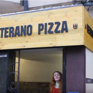 Ветераны АТО открыли в Днепре пиццерию VeteranoPizza