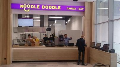 Лапша-бар Noodle Doodle открылся в ТРЦ РайON