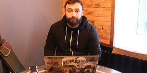 Пицца от ветеранов АТО: в Киеве открылась пиццерия Pizza Veterano