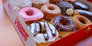 Годовая выручка владельца Dunkin' Donuts и Baskin-Robbins за год выросла на 2,2%