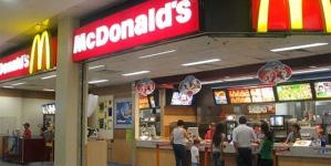 McDonald's увеличил продажи в России