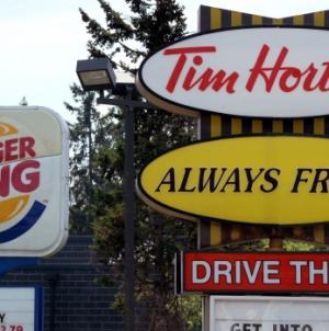 Выручка владельца Burger King в 2016 г. выросла на 2%, до $4,15 млрд