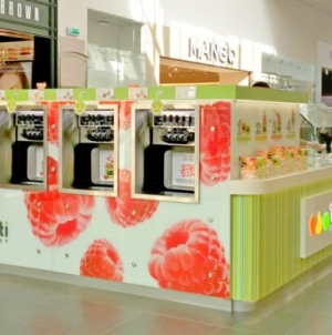 Cеть кафе Tutti Frutti Frozen Yogurt выходит на рынок Украины