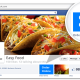 Facebook тестирует функцию заказа еды
