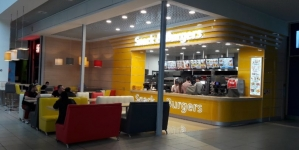 Fresh Point и SNAСK & BURGERS открылись в ТРЦ King Cross Leopolis