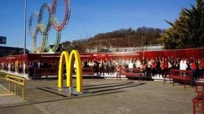 McDonald's прекратил сотрудничество с Международным олимпийским комитетом