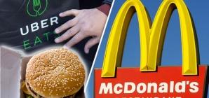 McDonald's запустил доставку еды в Москве