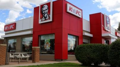 KFC сменил название в честь 150-летия Канады